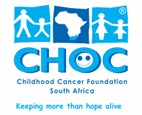 CHOC Childhood Cancer Foundation South Africa