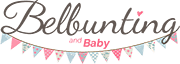 Belbunting and Baby Logo